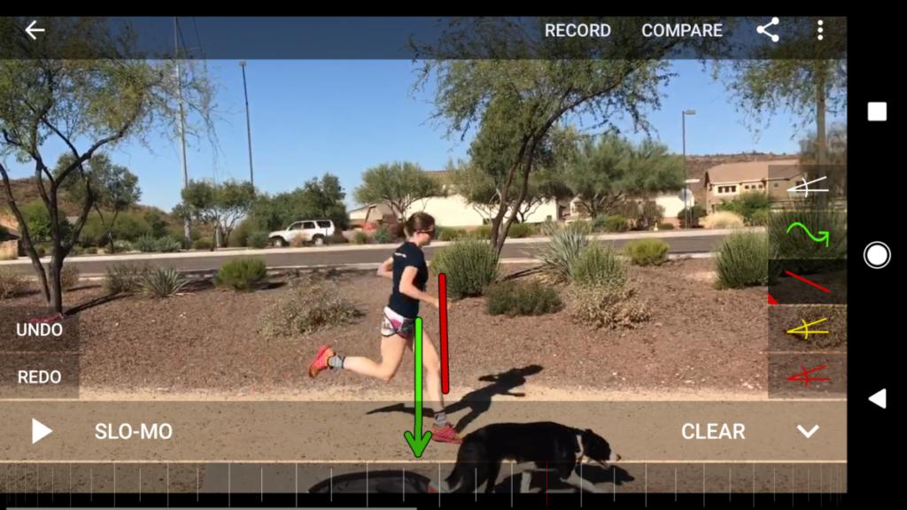 running form for triathletes